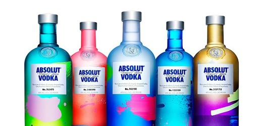 Absolut Unique.