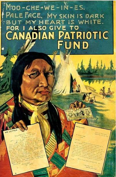 Canadian Patriotic Fund.