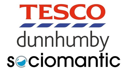 Tesco, Dunnhumby, Sociomantic.