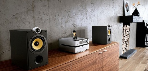 Philips audio system.