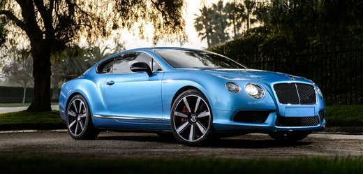 Bentley Continental GT V8 S.