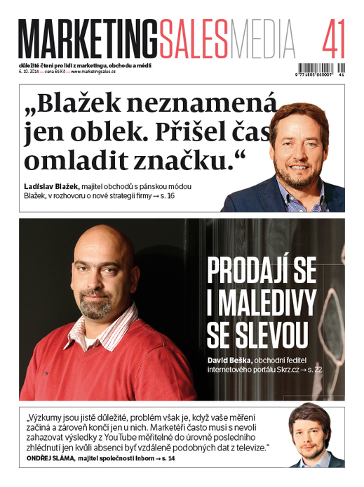 MarketingSalesMedia č. 41/2014.