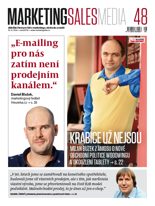 MarketingSalesMedia č. 48/2014.