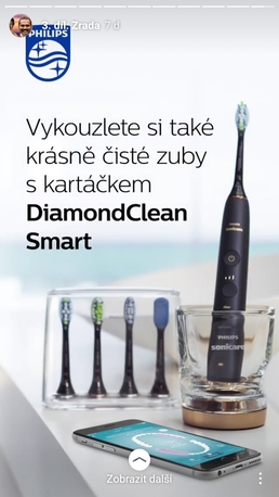 Philips Sonicare a Bubble